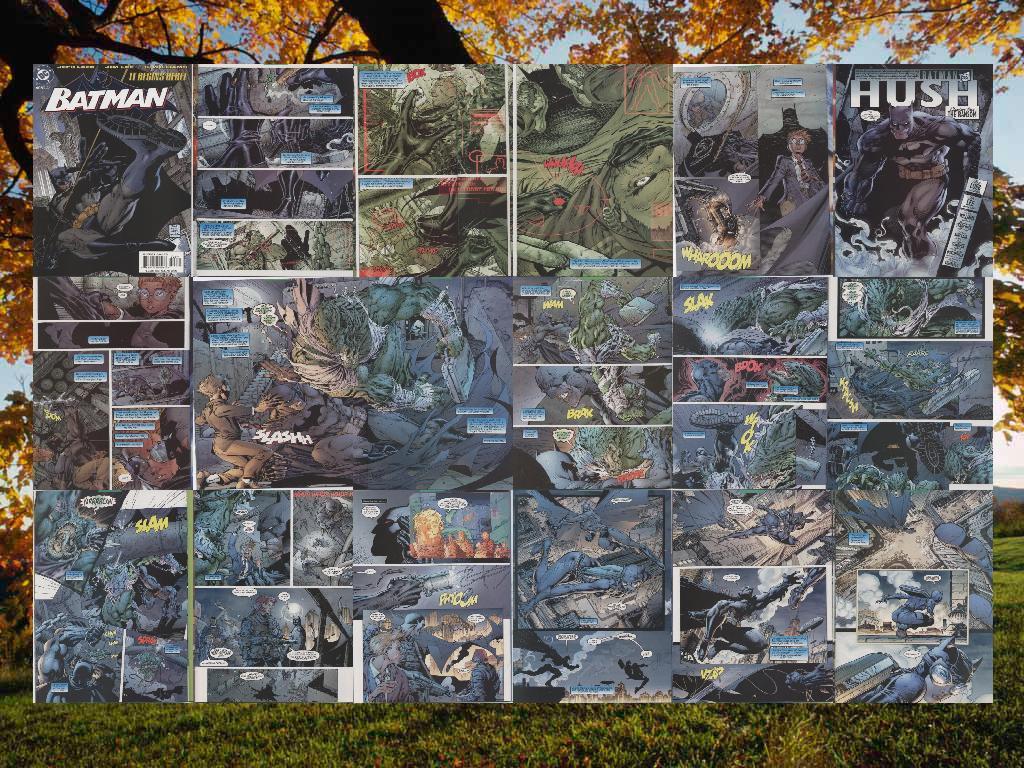 2002 DCCOMICS BATMAN# 608